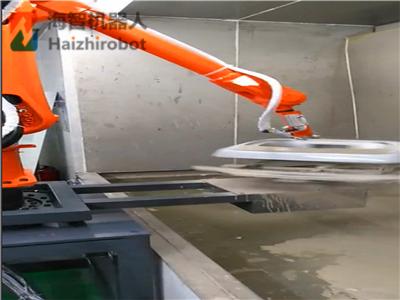 机器人喷涂塑料
