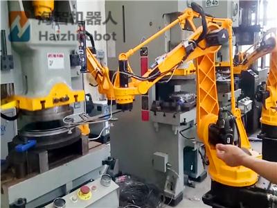 海智机器人有哪些工业机器人机械手产品!(图2)