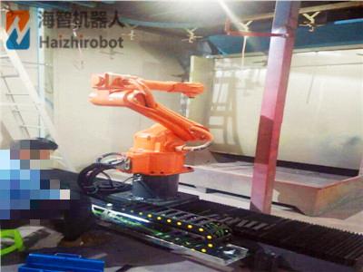 工业机器人第七轴