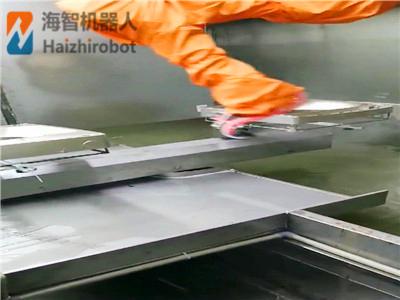 如何让机器人喷涂设备用的更久!(图2)