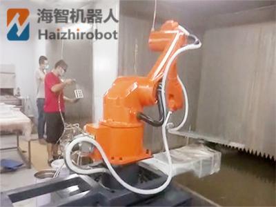 工业喷涂机器人