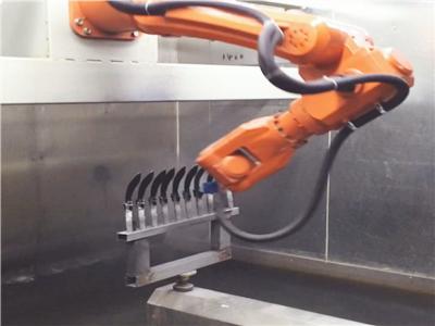 海智(zhi)倒裝噴涂機器人系列