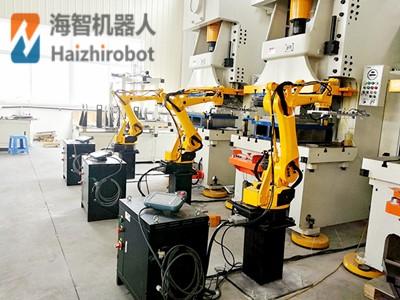钢板 五金板片冲压机器人
