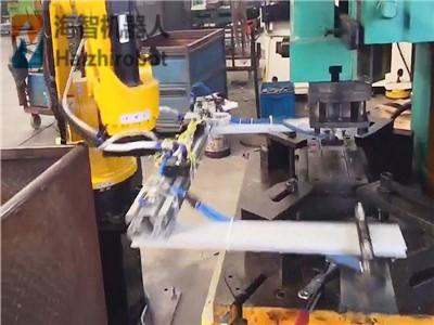 海智四轴冲压机器人系列(图2)