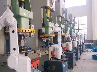 海智六(liu)軸沖壓機器人系列