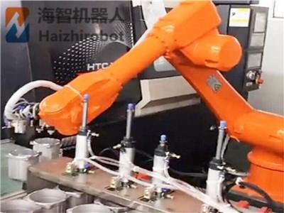 上(shang)下料機器人 機械手選型(xing)資料