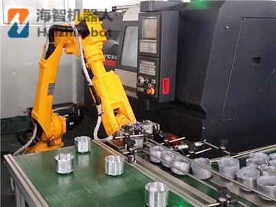 工业机器人集成商(图5)