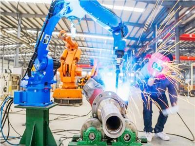 海智(zhi)自(zi)動焊接機器人系列