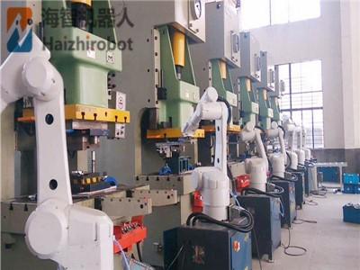 沖(chong)壓機器人 機械手選型(xing)資料
