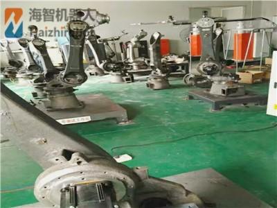 工业机器人情况
