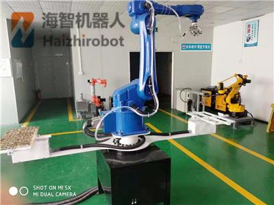 喷涂机器人集成应用