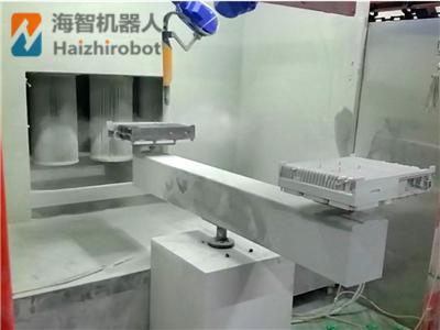机器人喷粉设备