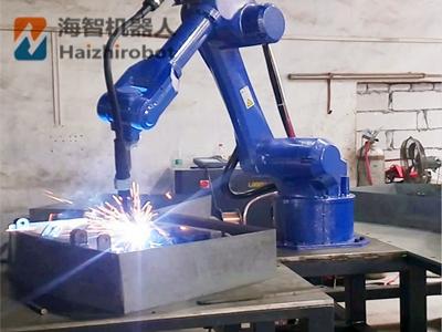 工业机器人集成商(图9)