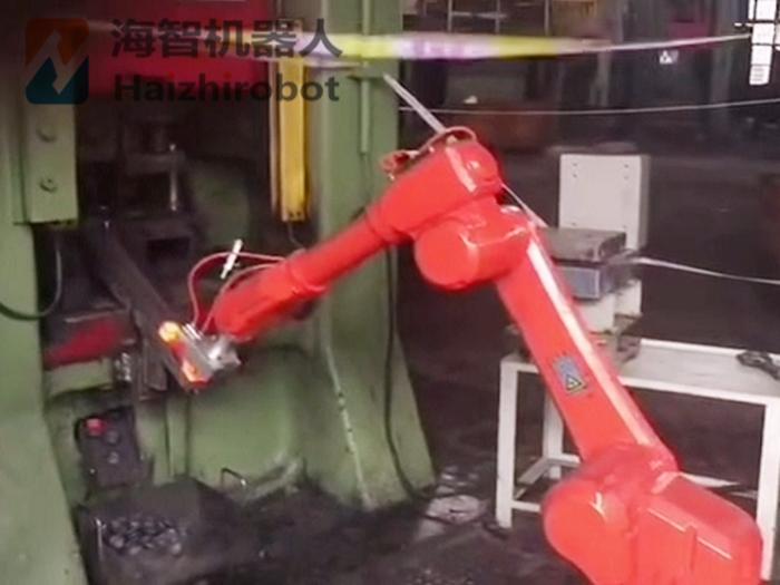 机械手锻造冲压项目