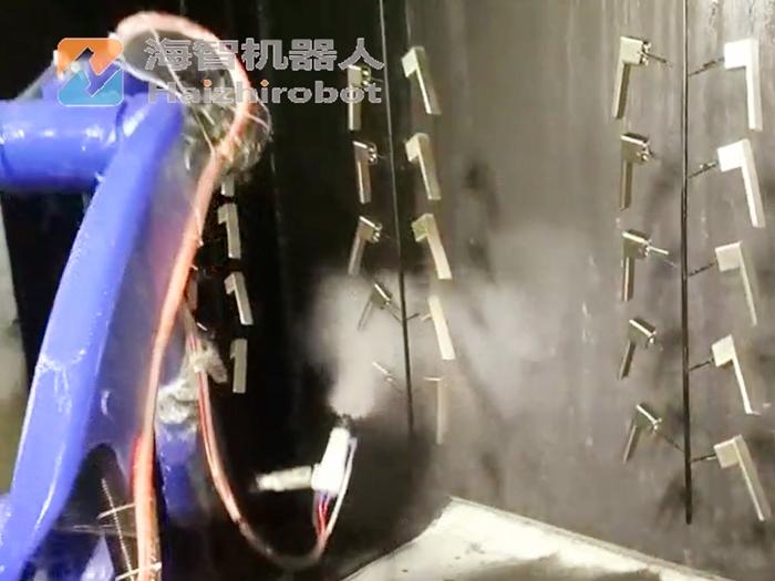 海智喷涂机器人HZP1900-6(图5)