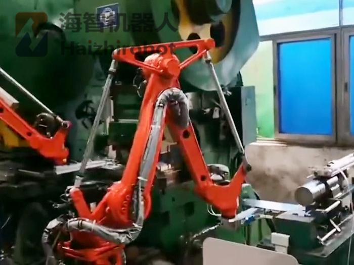 多工序冲压生产线