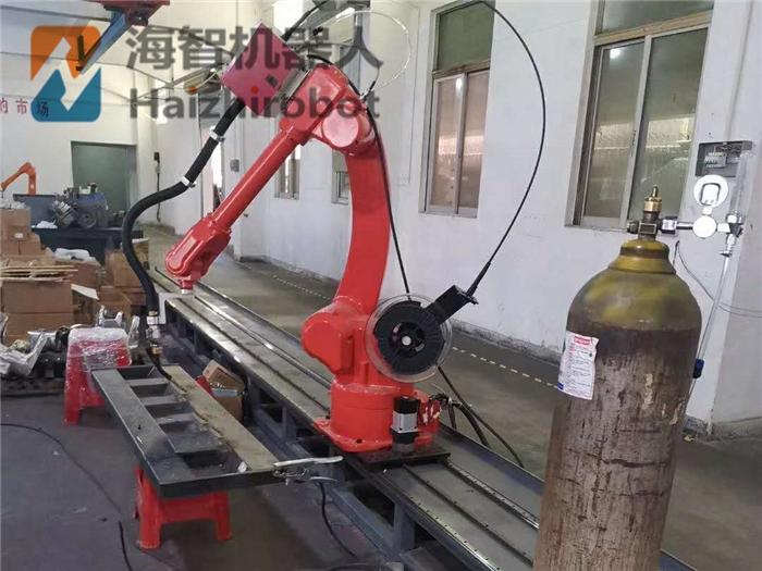 机械手臂自动焊接