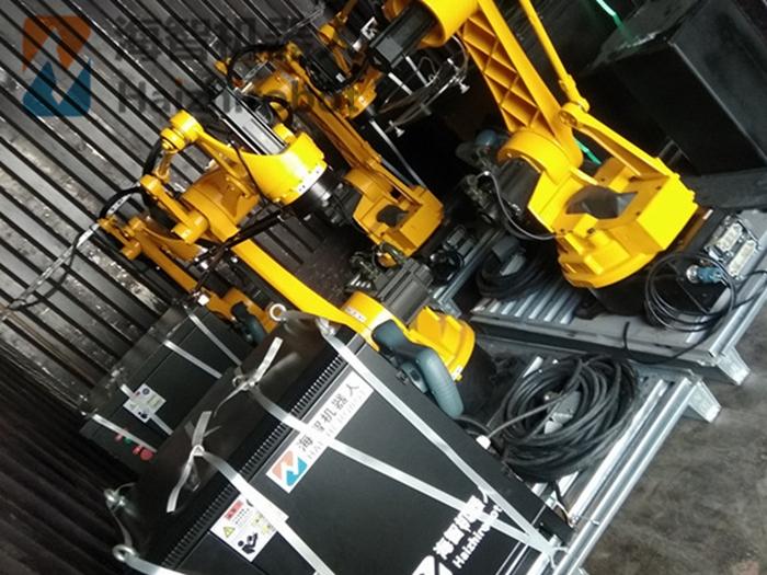 四轴机器人优点、特点、四轴工业机器手臂(图4)
