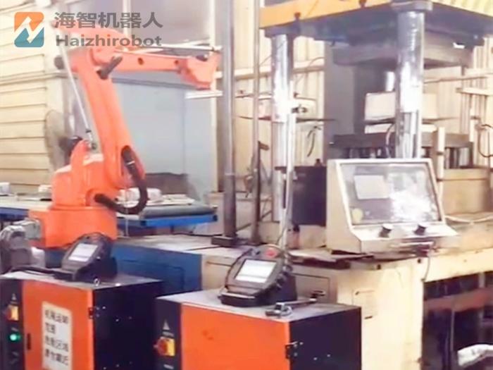 多工位冲压拉伸机械手 全自动拉伸生产线(图3)