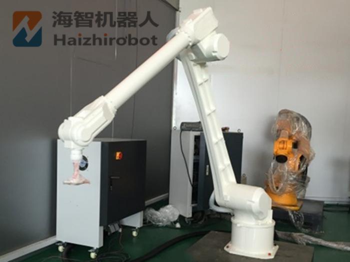 工業機器人可以?谖蕖(有6軸(zhou)以上嗎(ma)力很差?存(cun)儲多少
