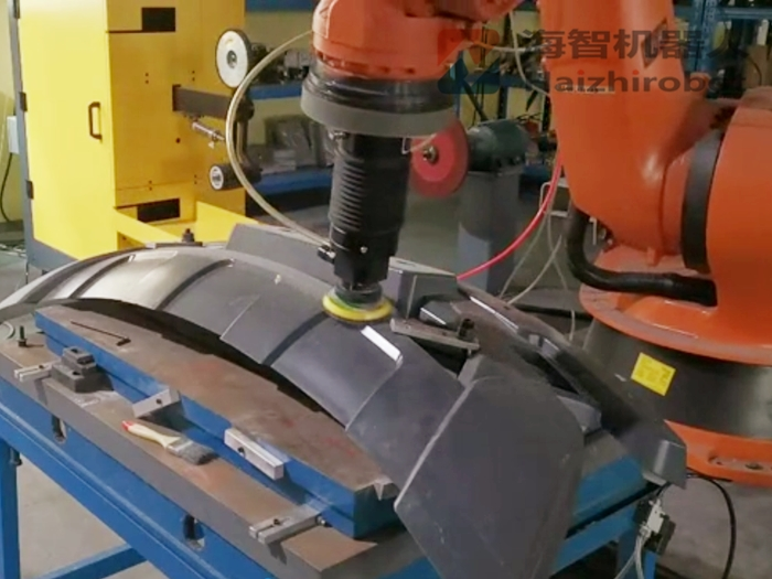 自动打磨机器人 零配件打磨抛光机械手